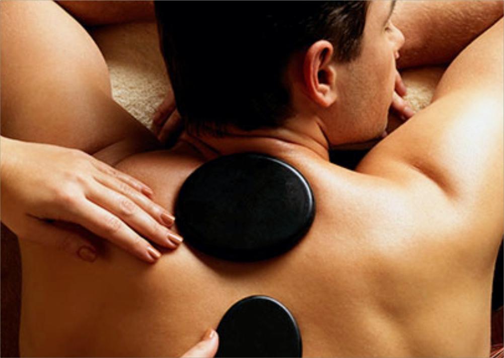 Curso de Massagem com Pedras Quentes