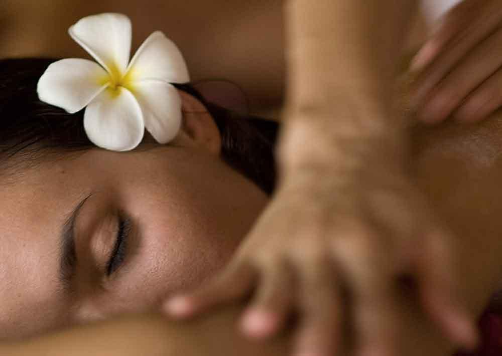 Curso de Massagem Hawaiana