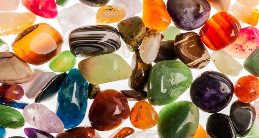 Curso o Poder das pedras e cristais
