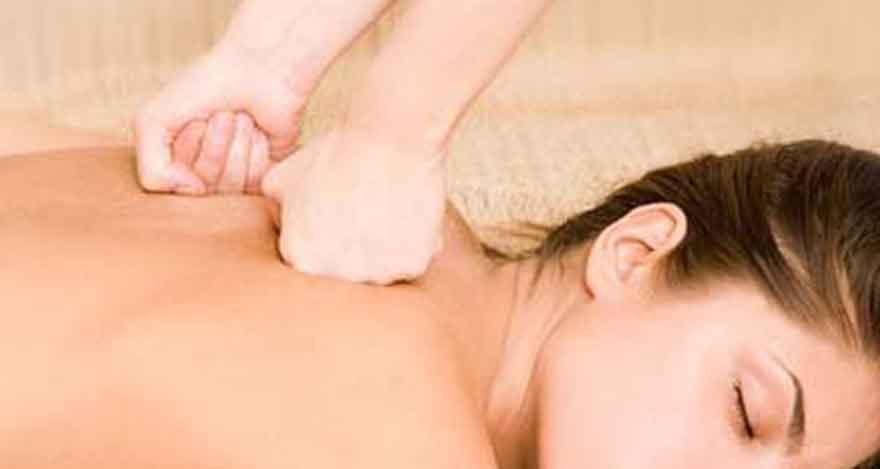 Massagem Deep Tissue