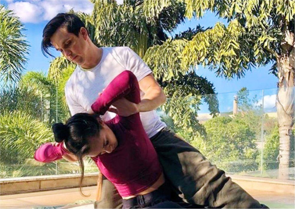 Curso de Formação em Thai Yoga Massagem